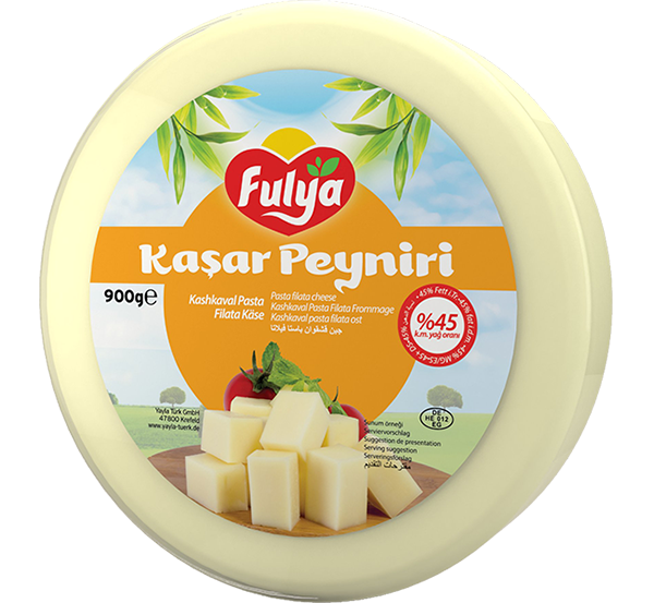 semi soft cheese 45 fat 900g  united turkish brands